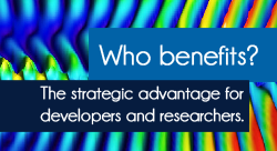 The strategic advantages for developers and researchers