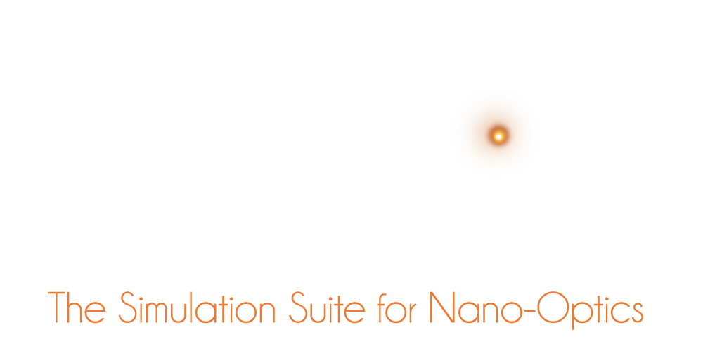 JCMsuite - The Simulation Suite for Nano-Optics